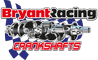 Bryant Racing High Quality Custom Crankshafts